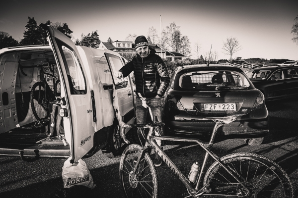 Sykkelkross i Sverige