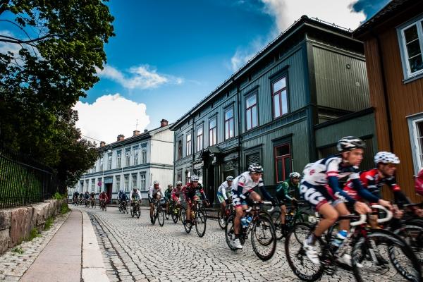 Tour of Norway i Drammen