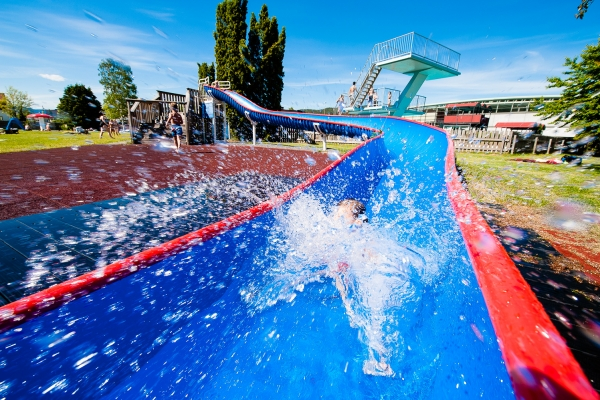 Badegleder på Drammensbadet