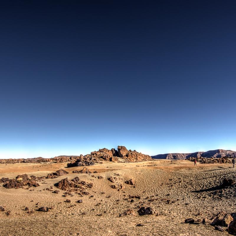 Månelandskap på Tenerife