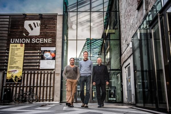 Trioen bak Drammen Sacred Musiv festival