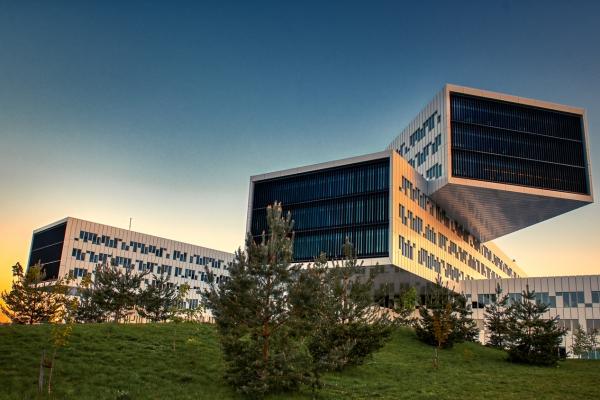 Equinors hovedkvarter på Fornebu