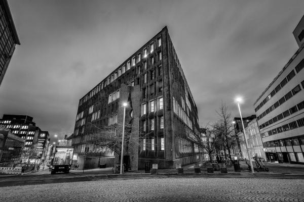 St. Olavsplass 5 arkitekt: Erling Viksjø